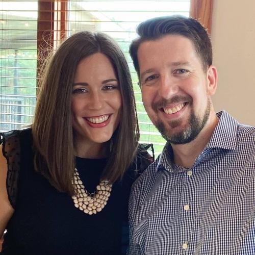 Joe and Sarah Sweetman