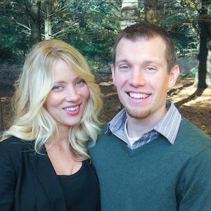Adam and Melanie Johnson
