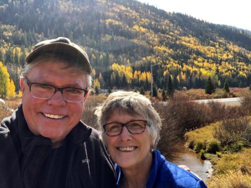 Mike and Nancy Jordahl